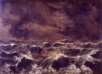 Image of painting : The Yankee Gale