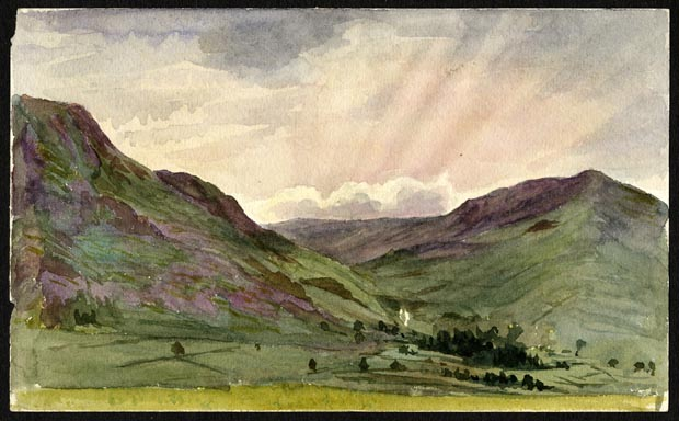 Image of painting : Grasmere