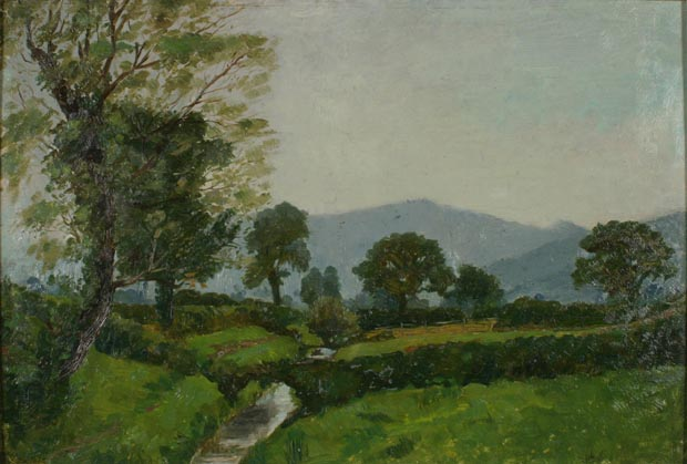 Image of painting : Conway Vale