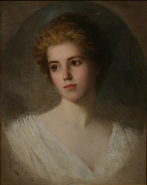 Image of painting : Miss Marion Taylor 1886-87