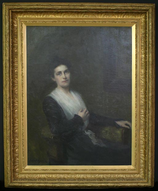 Image of painting : Mrs. Robert Harris