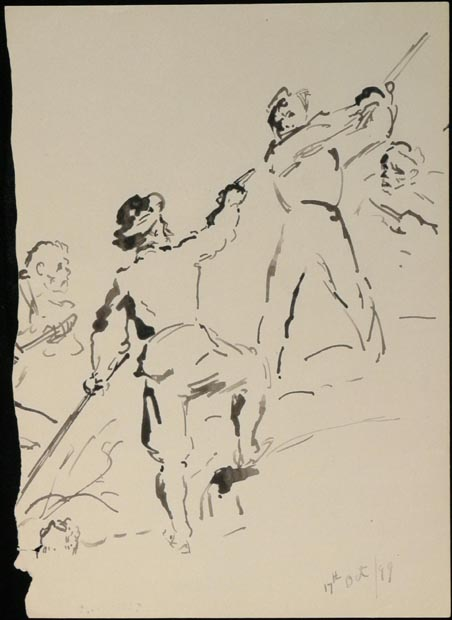 Image of painting : Untitled