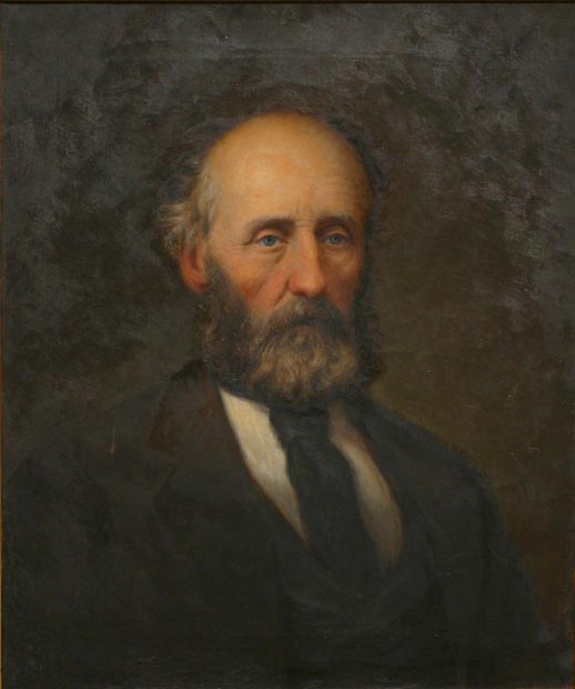 Image of painting : William Critchlow Harris, Sr.
