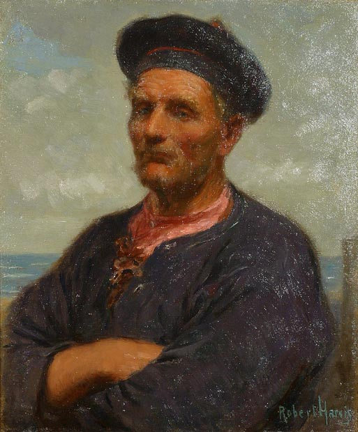 Image of painting : French Sailor