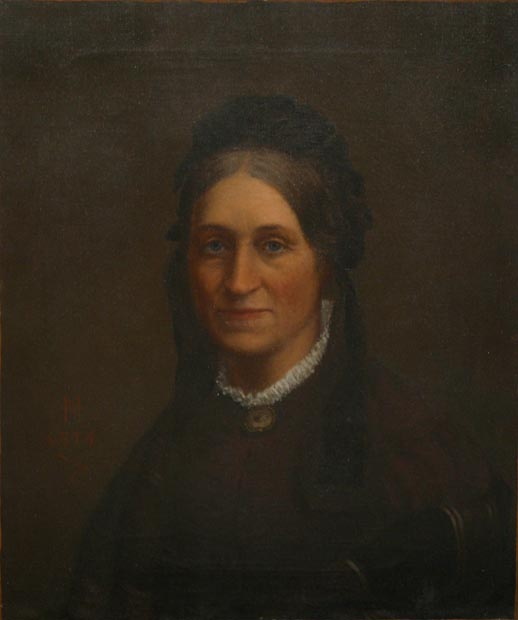 Image of painting : Mrs. W. C. Harris
