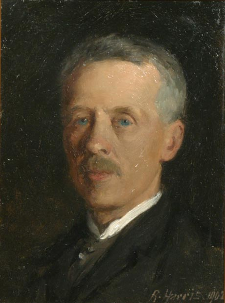 Image of painting : Portrait Of Thomas James Harris