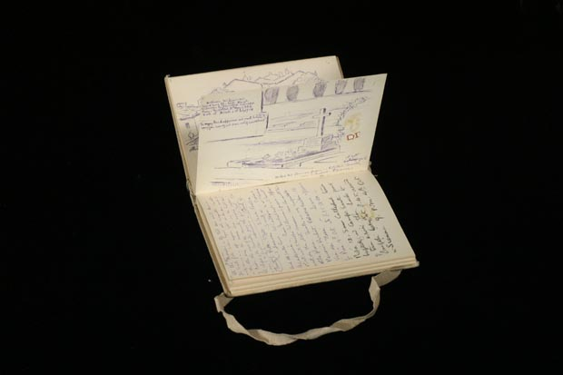Image of sketchbook : Sketcher's Note Book