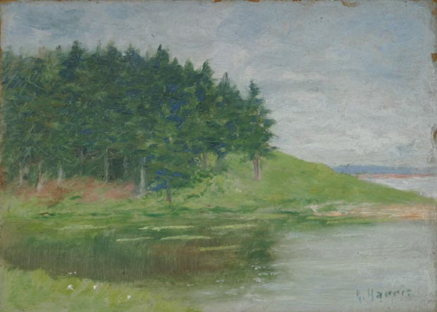 Image of painting : Holland Cove, P.E.I.