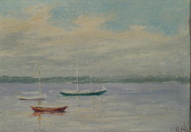 Image of painting : Port Medway