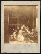 Image of photograph : The Maids Of Honor